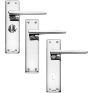 Lugano Chrome Handles