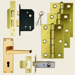 Saxton Door Furniture