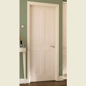 Internal Burford Four Panel Moulded Doors
