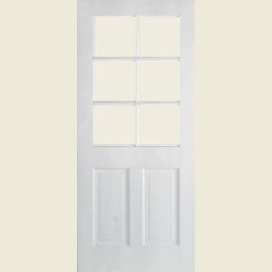 Colonist Six Light Glazed Doors