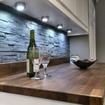 40mm Dark Acacia Timber Worktop Surfaces