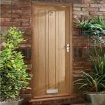 Delamere Oak Panel Doors