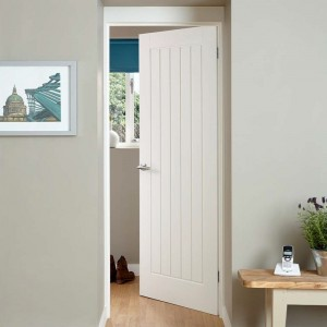Internal Dordogne Smooth Moulded Panel Doors
