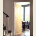Mexicano Oak Doors