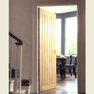 Mexicano Oak Doors