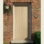 Pattern HYX Doors