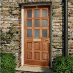 External Alicante Hardwood Doors