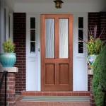 External Malton Hardwood Doors Obscure Cotswold Glazing