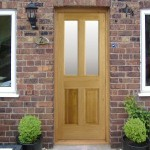 External Oak Malton Doors