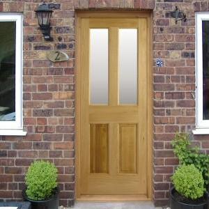 External Oak Malton Doors