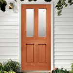 External Malton Hardwood Doors