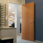 Sapele Veneer Flush Doors