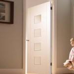 Florida Glazed Doors White Primed