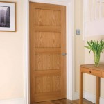 Four Panel Oak Shaker Doors