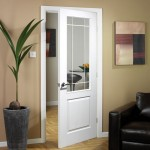 Glazed Moulded Panel Doors