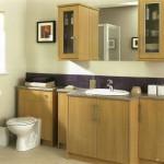 Greenwich Oak Bathroom