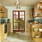 Greenwich Oak Kitchen