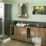 Greenwich Walnut Bathroom