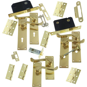 Lock and Latch Packs