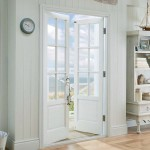 Hemlock GTP Two Panel French Doors