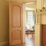 Louis Oak Doors