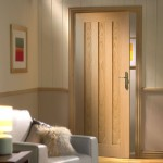 Pre Finished Idaho Oak Doors