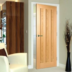 Idaho White Oak Doors
