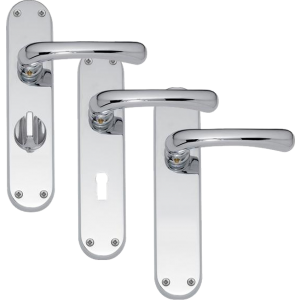 Idro Chrome Handles