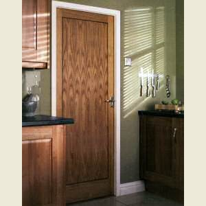 Inlaid Oak Veneer Doors