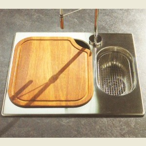 Stainless Steel Bowl Only Inset Sinks