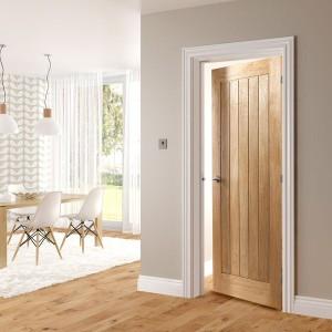 Ely Oak Doors