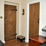 Solid Oak LB Doors