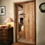 Solid Rustic Oak Doors