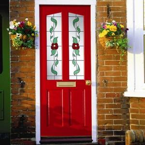 Keats Glass Richmond Hardwood Doors