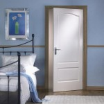 Kent Solid White Two Panel Doors