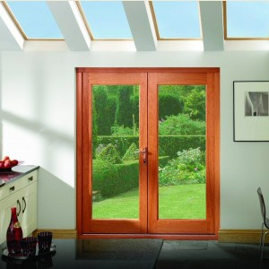 Pattern 20 Hardwood French Door Sets