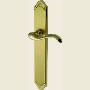 Lara Mayfair Split Finish Handles
