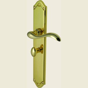 Lara Polished Brass Handles