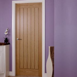 Mexicana Oak Doors