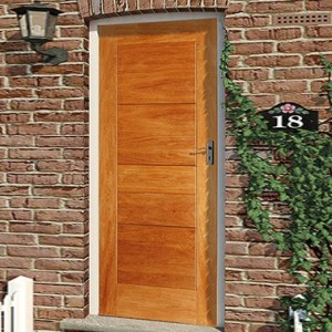 Adoorable Oak Modica Four Panel Doors