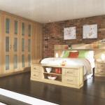 Montana Oak Bedroom
