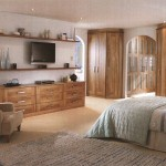 Montana Walnut Bedroom