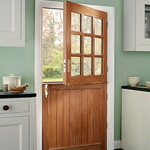 Nine Pane Stable Doors