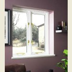Caterham Hardwood windows