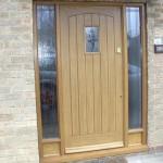Cottage Oak MT Triple Glazed Doors