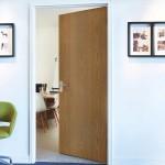 Oak Foil Doors