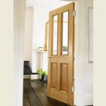 Internal Glazed Oak Doors