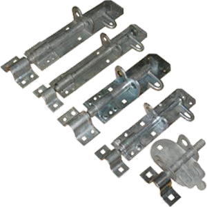 Lockable Pad Bolts