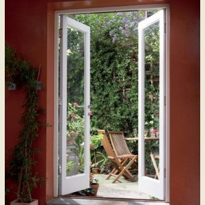 Hemlock Pattern 20 French Doors