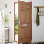 Pre Finished Oak Six Panel Doors